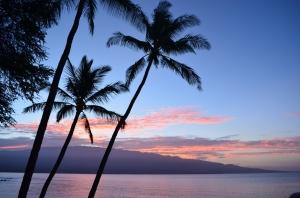 Sunrise over Haleakala (Maui, Hawaii, USA)