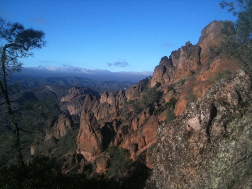 Pinnacles National Monument (now Pinnacles National Park)