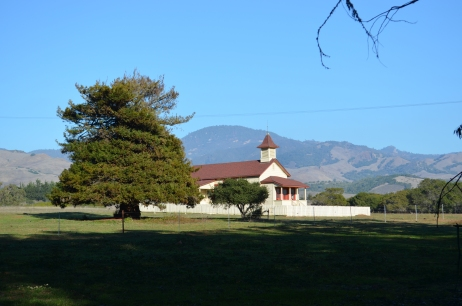 San Simeon school