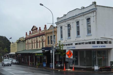 Devonport streetscape