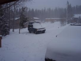 Skiing Frisco, CO