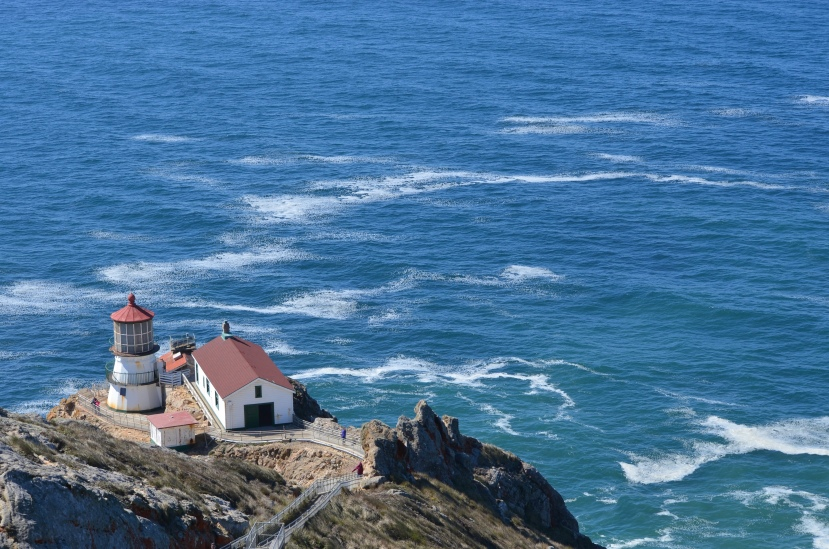 Point Reyes Lighthouse, California