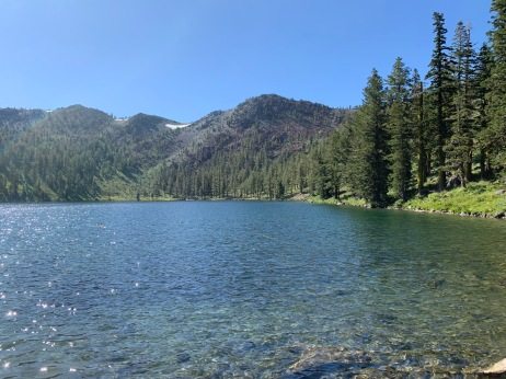 Upper Deadfall Lake
