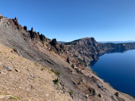 Geology of the caldera